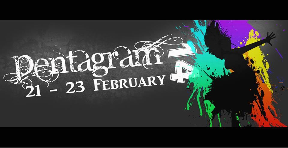 Pentagram 2014 - Law Fest in Gujarat from February 21-23, 2014