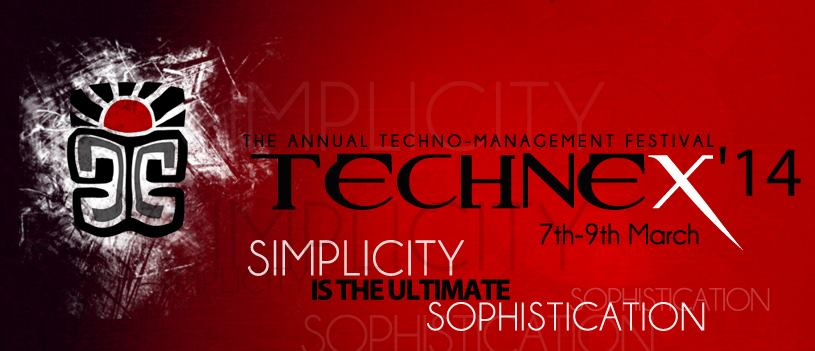Technex 2014 in IIT BHU Varanasi from March 7-9, 2014