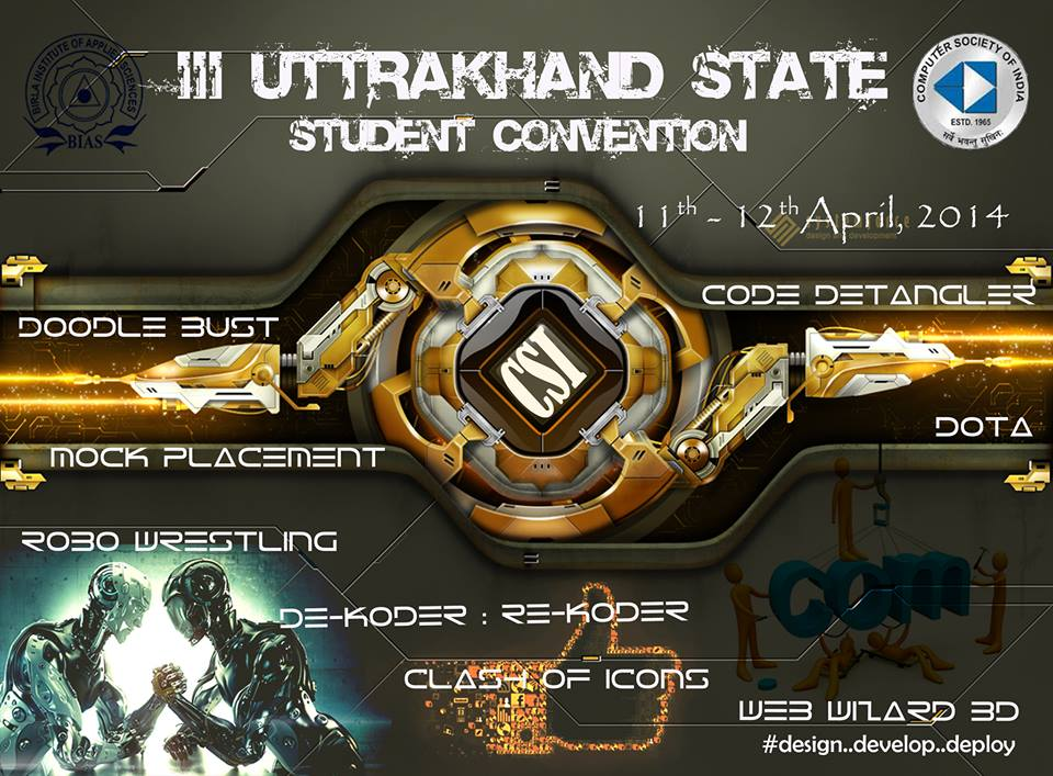 State Convention by BIAS in Uttaranchal frpm April 11-12, 2014