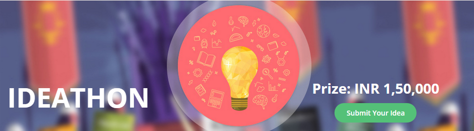 Ideathon - Idea Competition Online and Offline by Greymeter from Sep. 16 - Nov. 1, 2015