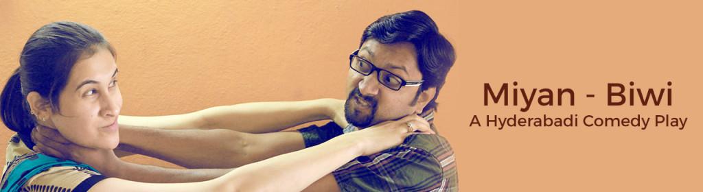 Miyan-Biwi - A Hyderabadi Comedy Play on December 31, 2015