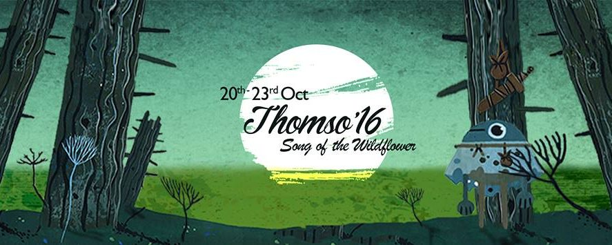#Thomso 2016 - Annual Cultural Festival of #IIT #Roorkee from October 20-23, 2016