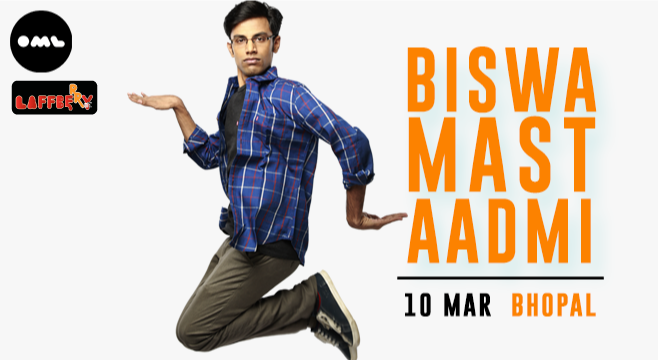 Biswa Mast Aadmi in Bhopal on March 10, 2017