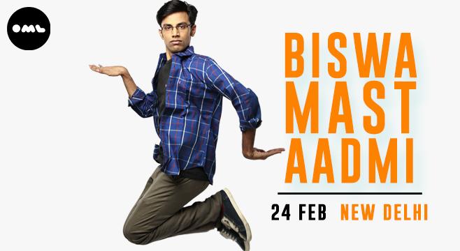 Biswa Mast Aadmi in New Delhi on February 24, 2017