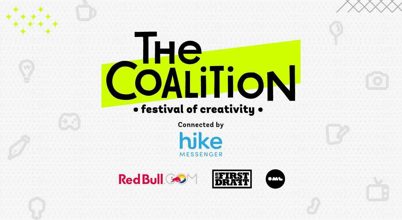 The Coalition - Festival of Creativity in Mumbai on March 31, 2017
