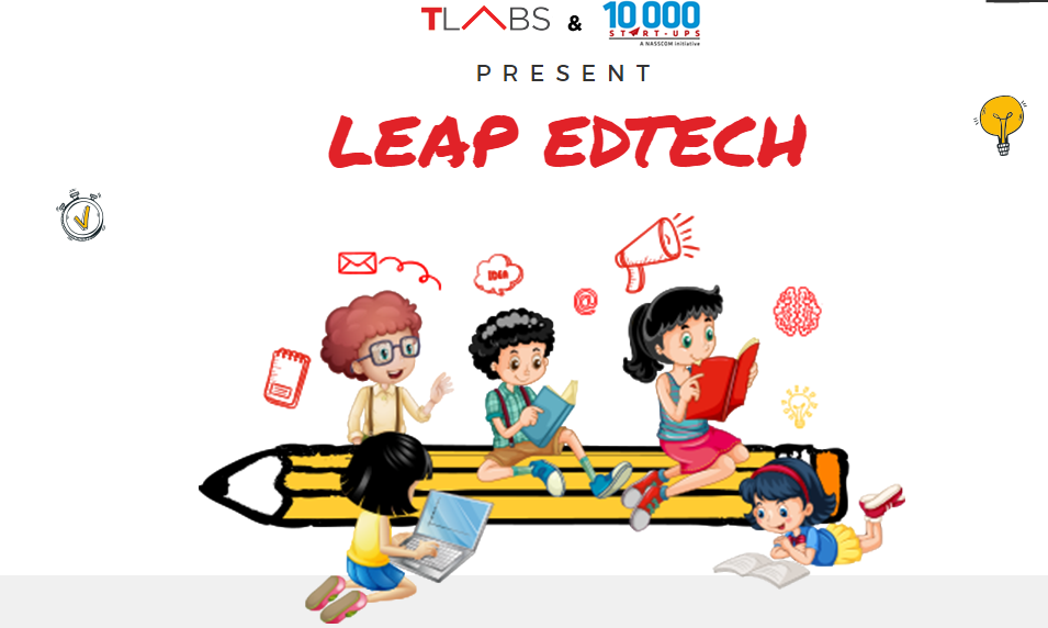 Leap EdTech - Conference in New Delhi on April 21, 2017