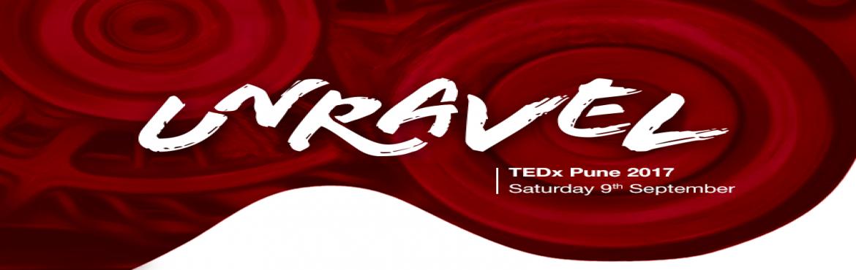 TEDxPune 2017 on September 9, 2017