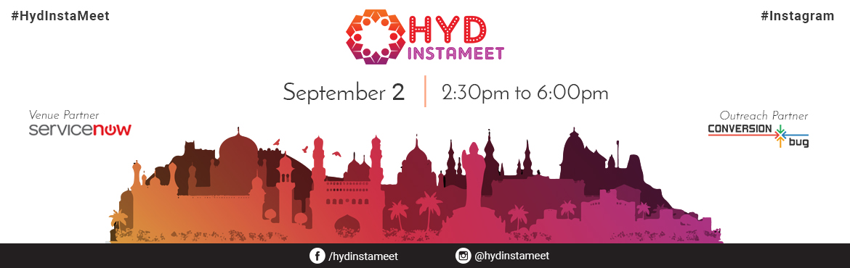 HydInstaMeet 2017 in Hyderabad on September 2, 2017