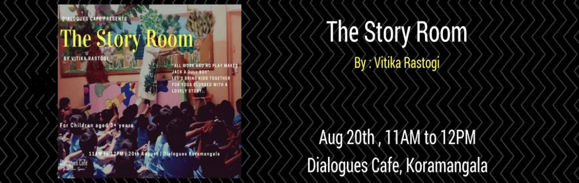 The Story Room in Bengaluru on August 20, 2017