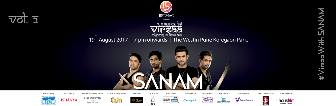 Virsaa With Sanam in Pune on August 19, 2017