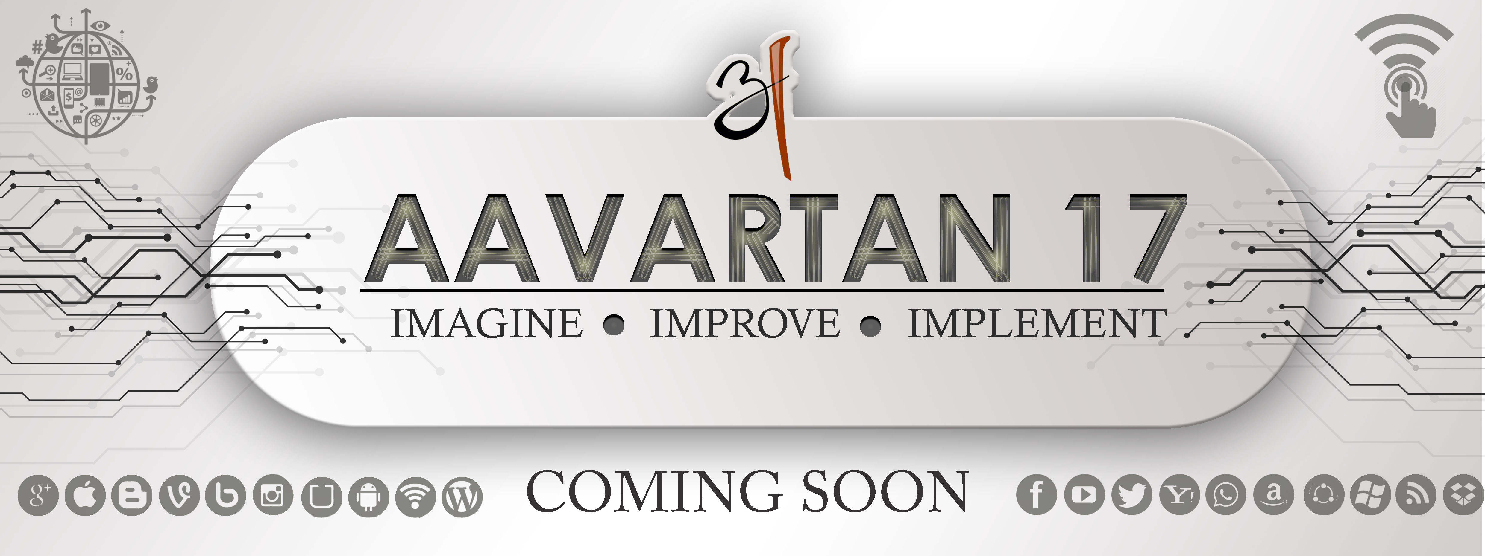 Aavartan 2017 - Technical Fest in NIT Raipur from October 7-8, 2017