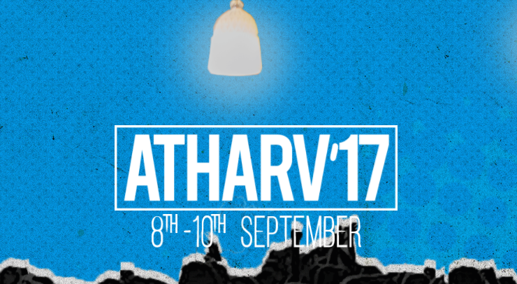 Atharv 2017 - Fest in IPM IIM Indore from September 8-10, 2017