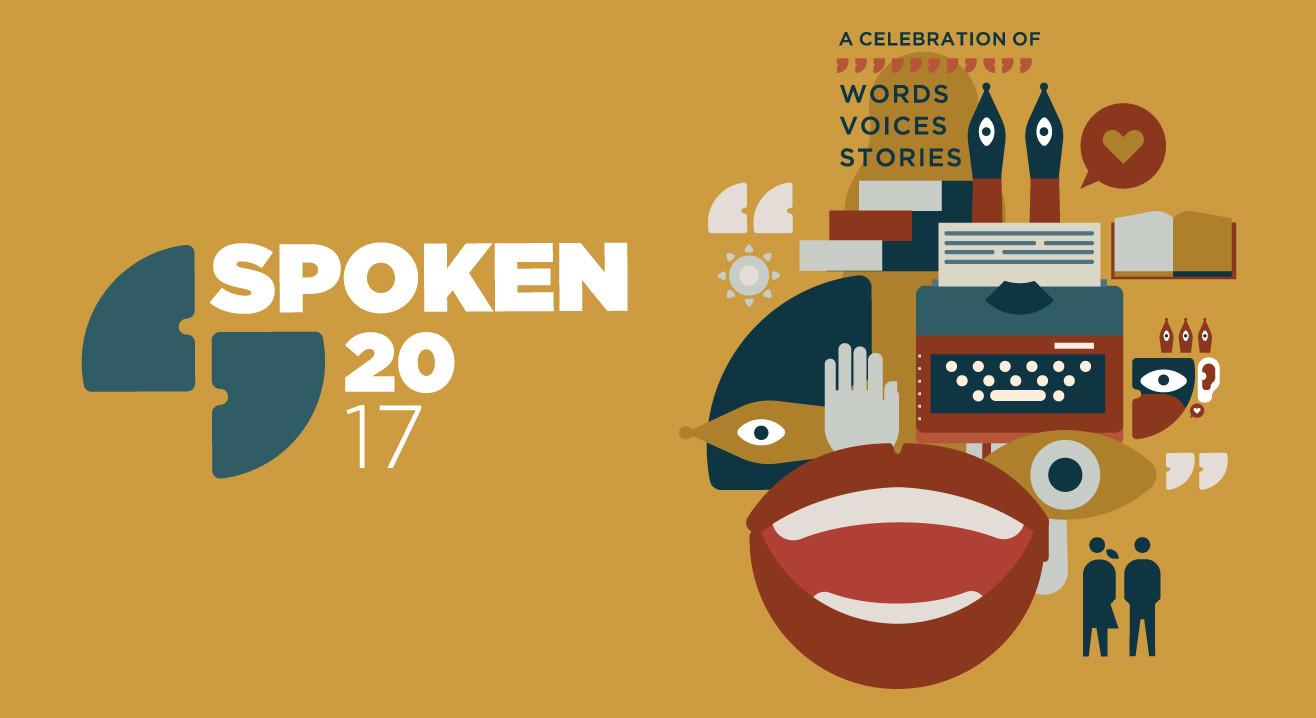 Spoken Fest 2017 in Mumbai from October 28-29, 2017