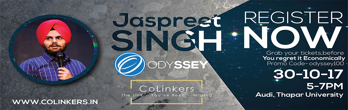 The Odyssey of Laughter in Punjab on October 30, 2017