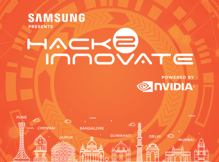 Hack2Innovate - Multi City Hackathon in India from Oct. 28 - Nov. 19, 2017