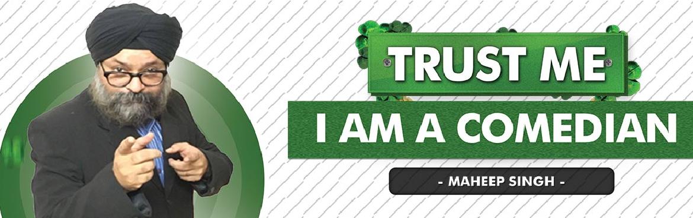 Trust me - I am a comedian in New Delhi on October 21, 2017