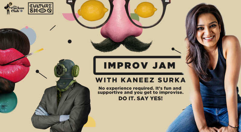 Improv Jam hosted by Kaneez in Mumbai on November 19, 2017