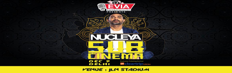Nucleya Sub Cinema Live In Delhi on December 9, 2017
