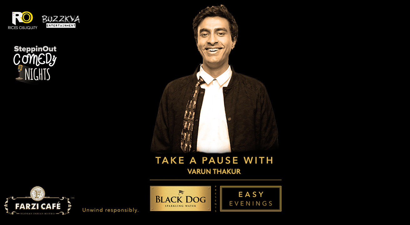 Black Dog Easy Evenings with Varun Thakur in Hyderabad on December 10, 2017