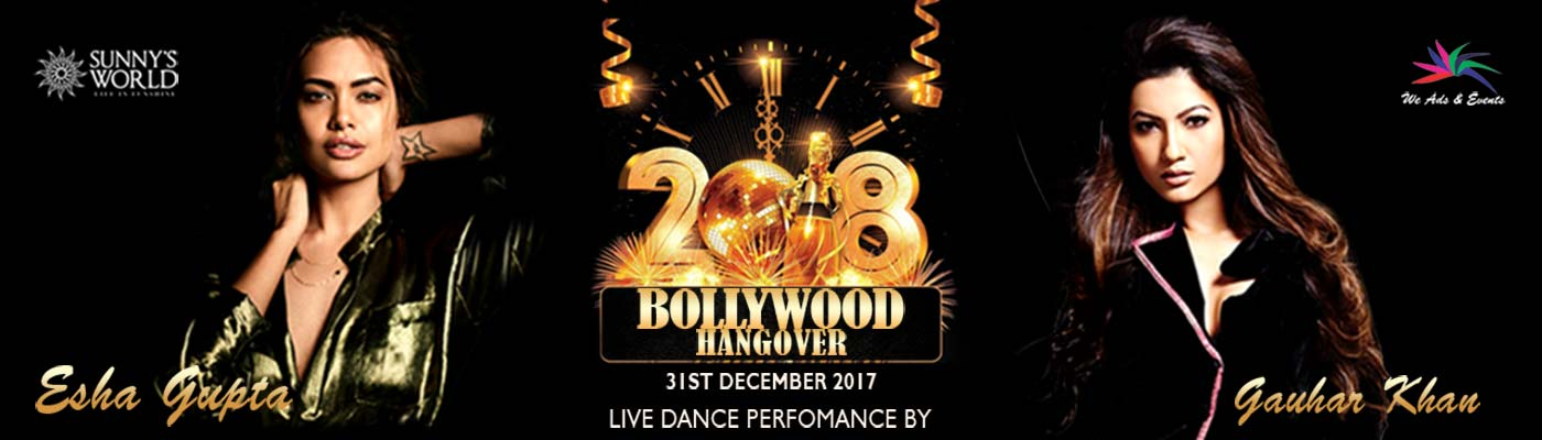 Bollywood HANGOVER 2018 - NYE in Pune on December 31, 2017