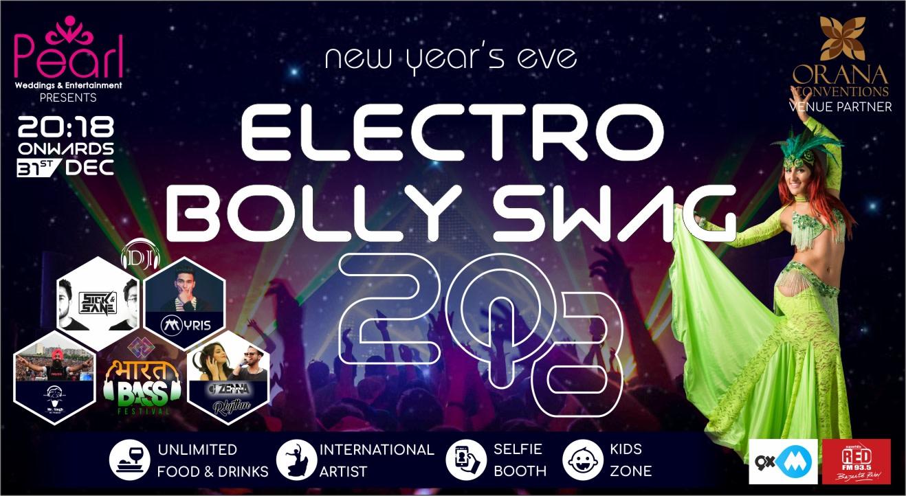 Electro Bolly Swag in Gurugram on December 31, 2017