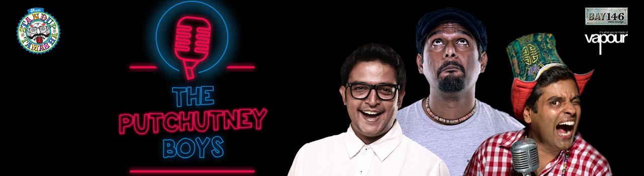 Evam Presents The Put Chutney Boys in Hyderabad on January 27, 2018