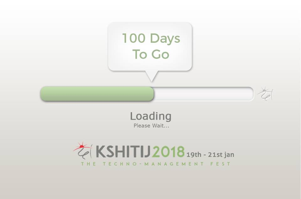 Kshitij 2018 - Techno-Management Fest of IIT Kharagpur from January 19-21, 2018