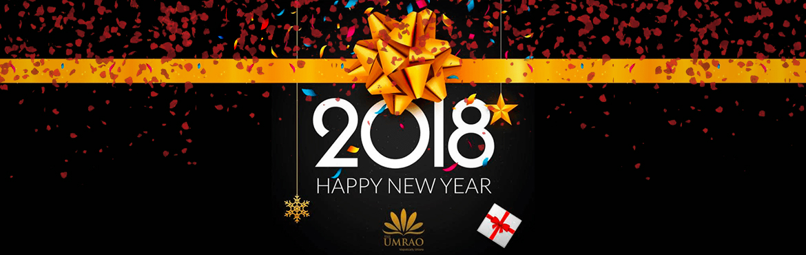 New Year Eve Celebration - The Umrao in New Delhi on December 31, 2017