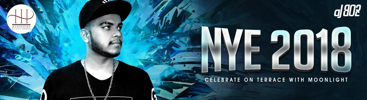 New Year's Eve 2018 in Hyderabad on December 31, 2017