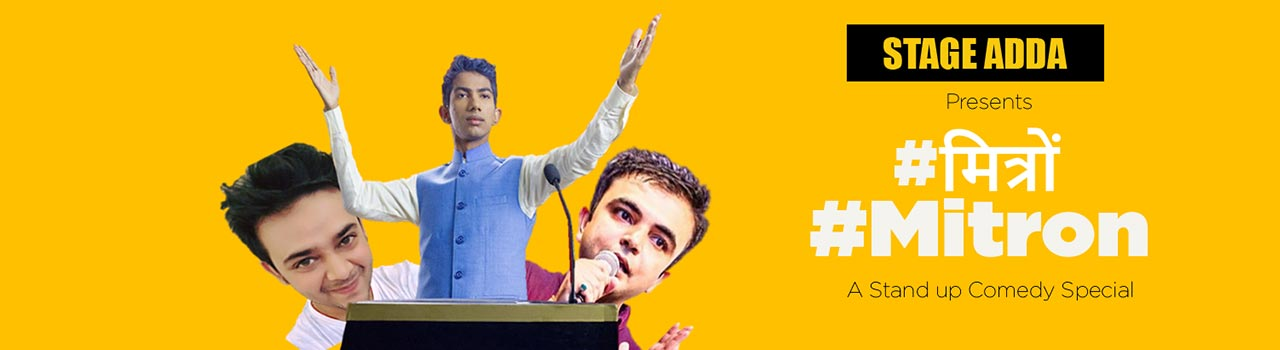 Stage Adda presents #Mitron in Hyderabad on January 6, 2018