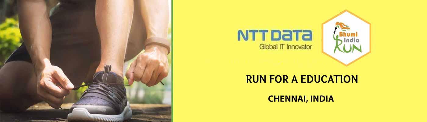 Bhumi India Run in Chennai on January 7, 2018