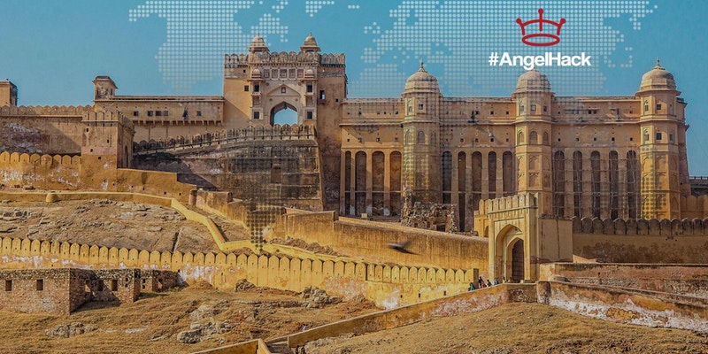 AngelHack Jaipur Hackathon 2018 from July 7-8, 2018