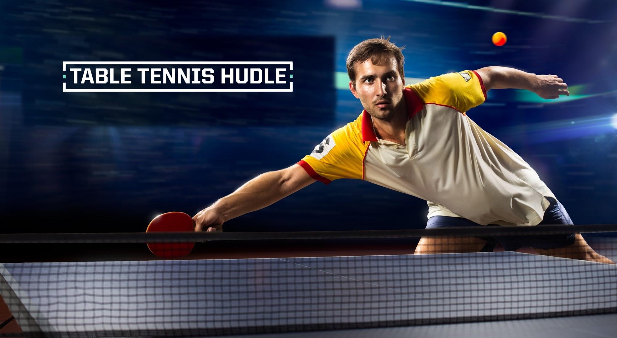 Table Tennis Hudle in Gurugram on May 6, 2018