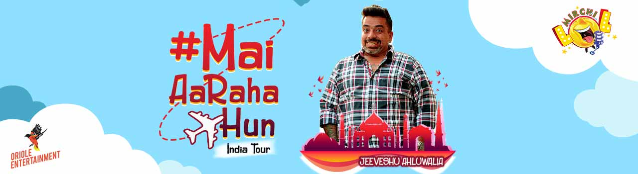Stand-Up Comedy Show with Jeeveshu Ahluwalia