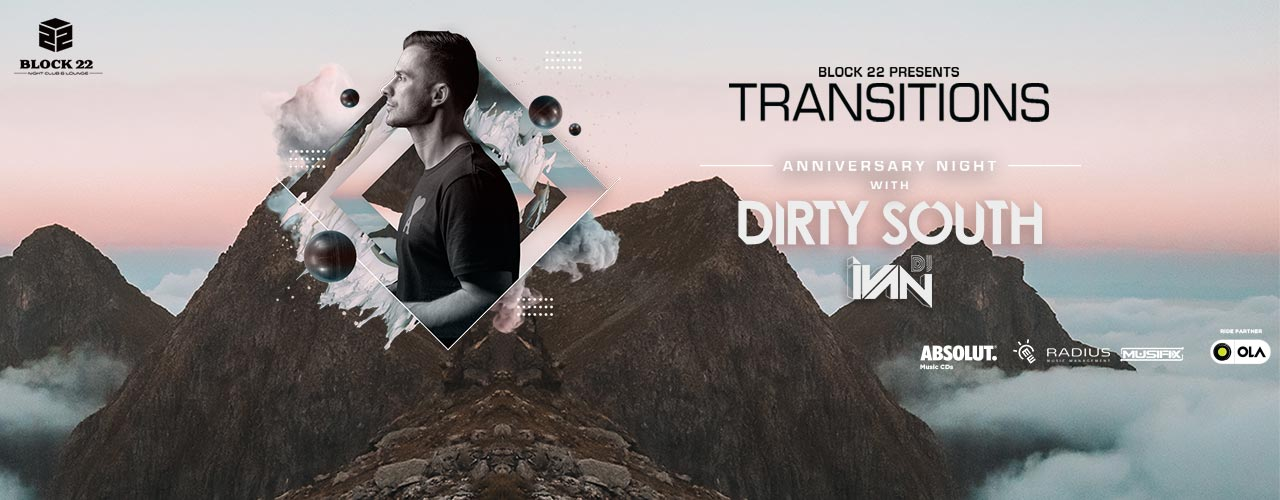 Block 22 Presents Dirty South & DJ Ivan in Hyderabad
