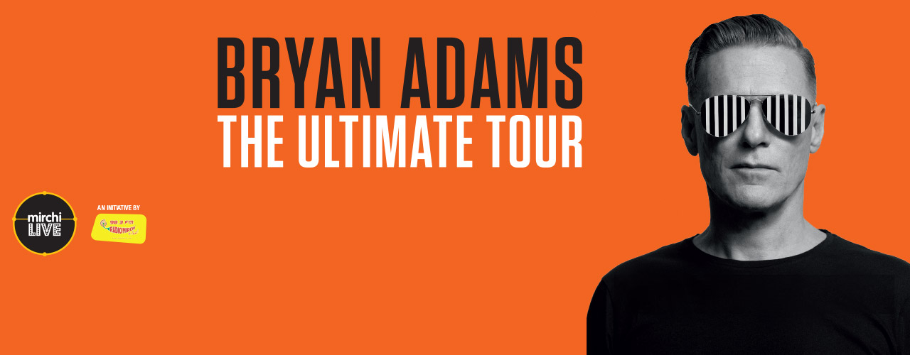 Bryan Adams – The Ultimate Tour in Hyderabad
