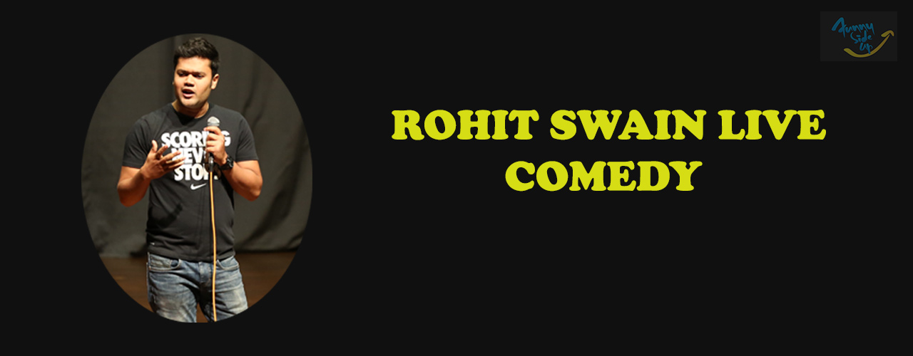 Rohit Swain Live Comedy in Hyderabad