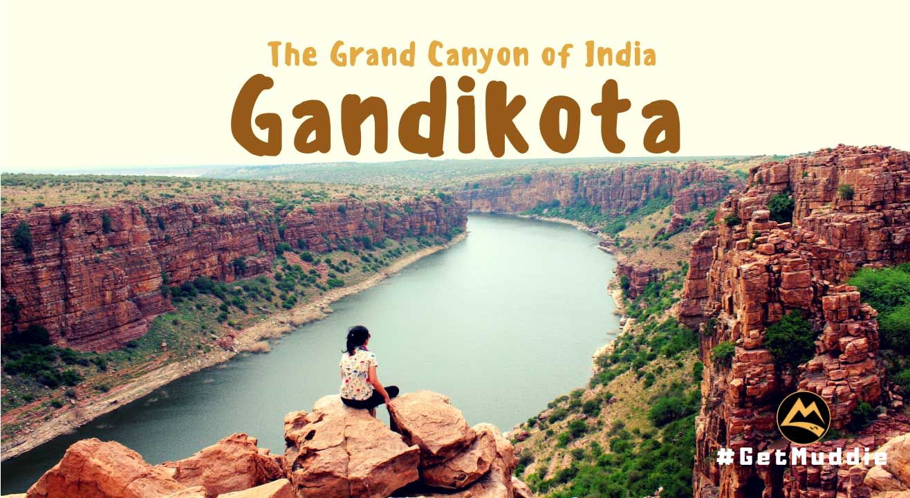 The Gorgeous Gandikota New Year Camping with Water activities | Muddie Trails